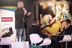 O estrategista Digital e consultor Ricardo Cappra (Brasil), durante o Seminário Futebol do Futuro, realização de Santander e Grupo RBS, realizado em Porto Alegre com especialistas e personalidades de renome nacional e internacional da área esportiva. FOTO: Jefferson Bernardes/ Agência Preview