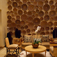 Saxon Hotel, Johannesburg, South Africa.