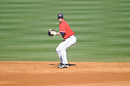 Ole Miss' Preston Overbey (1) vs. Rhode Island at Oxford-University Stadium in Oxford, Miss. on Sunday, February 24, 2013. Ole Miss won 5-3 to improve to 7-0.