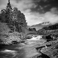 River Orchy, Glen Orchy
