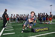 Nike Football Training Camp 2013<br /> Addision Trail High School<br /> 5.5.13<br /> <br /> Photograph &copy;&nbsp;Ross Dettman, All Rights Reserved<br /> <br /> Test Shoot