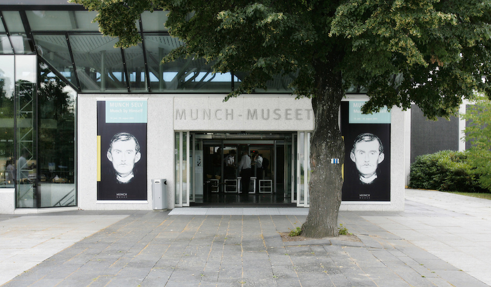 Munch Museum, Oslo, Norway