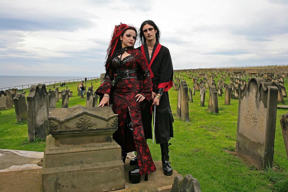 Britain's biggest gothic festival