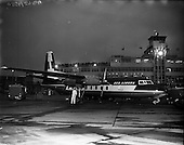 1958 - Fokker F27 Friendships arrive at Dublin Airport