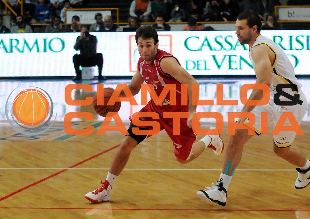 DESCRIZIONE : Verona Campionato Lega Basket A2 2011-12 Tezenis Verona Pallacanestro S.Antimo<br /> GIOCATORE : Carlo Cantone <br /> SQUADRA : Pallacanestro S.Antimo<br /> EVENTO : Campionato Lega Basket A2 2011-2012<br /> GARA : Tezenis Verona Pallacanestro S.Antimo<br /> DATA : 06/11/2011<br /> CATEGORIA : Palleggio Penetrazione<br /> SPORT : Pallacanestro <br /> AUTORE : Agenzia Ciamillo-Castoria/L.Lussoso<br /> Galleria : Lega Basket A2 2011-2012 <br /> Fotonotizia : Verona Campionato Lega Basket A2 2011-12 Tezenis Verona Pallacanestro S.Antimo<br /> Predefinita :