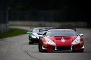 August 4-6, 2017: Lamborghini Super Trofeo at Road America. Brian Thienes, US RaceTronics, Lamborghini Beverly Hills, Lamborghini Huracan LP620-2