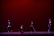 "Dance Wisconsin members rehearse New Works, ""Illuminations"" at Mitby Theater at Madison College in Madison, Wisconsin on October 3, 2019. <br /> <br /> Beth Skogen Photography - www.bethskogen.com"