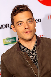 Sept. 28, 2015 - KöLn, Nordrhein-Westfalen, Deutschland - Rami Malek beim Screening der TV-Serie 'Mr. Robot' auf der 25. Cologne Conference 2015 im Residenz 1. Köln, 28.09.2015 (Credit Image: © Future-Image via ZUMA Press)