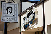 Ava Gardner museum in Smithfield, North Carolina.