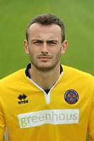 Callum Burton of Shrewsbury Town