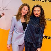 NLD/Amsterdam/20180212 - Premiere Gek op Oranje, ......... en Tara Hetharia