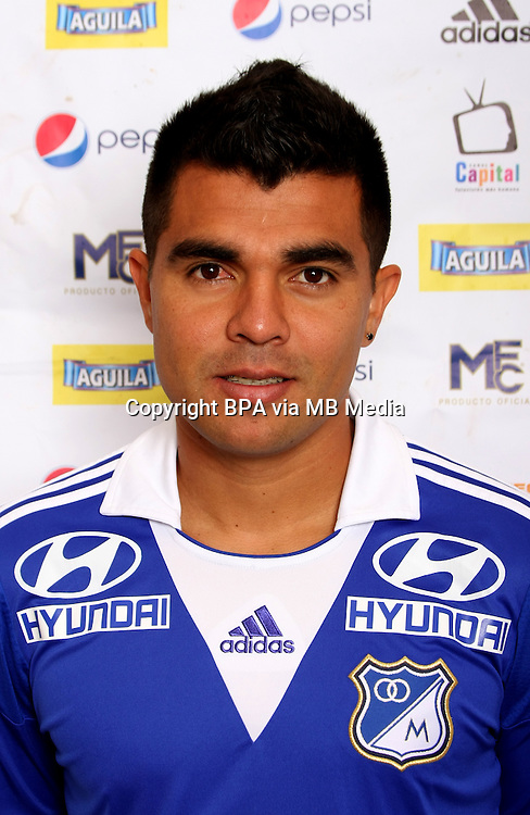 Colombia League - Postobom Liga 2014-2015 - <br /> Millonarios Futbol Club - Colombia / <br /> Jose Harrison Otalvaro