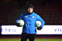 Lilian NALIS - 23.01.2015 - Creteil / Laval - 21eme journee de Ligue 2<br /> Photo : Dave Winter / Icon Sport