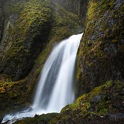 Wahkeena Falls, Columbia River Gorge