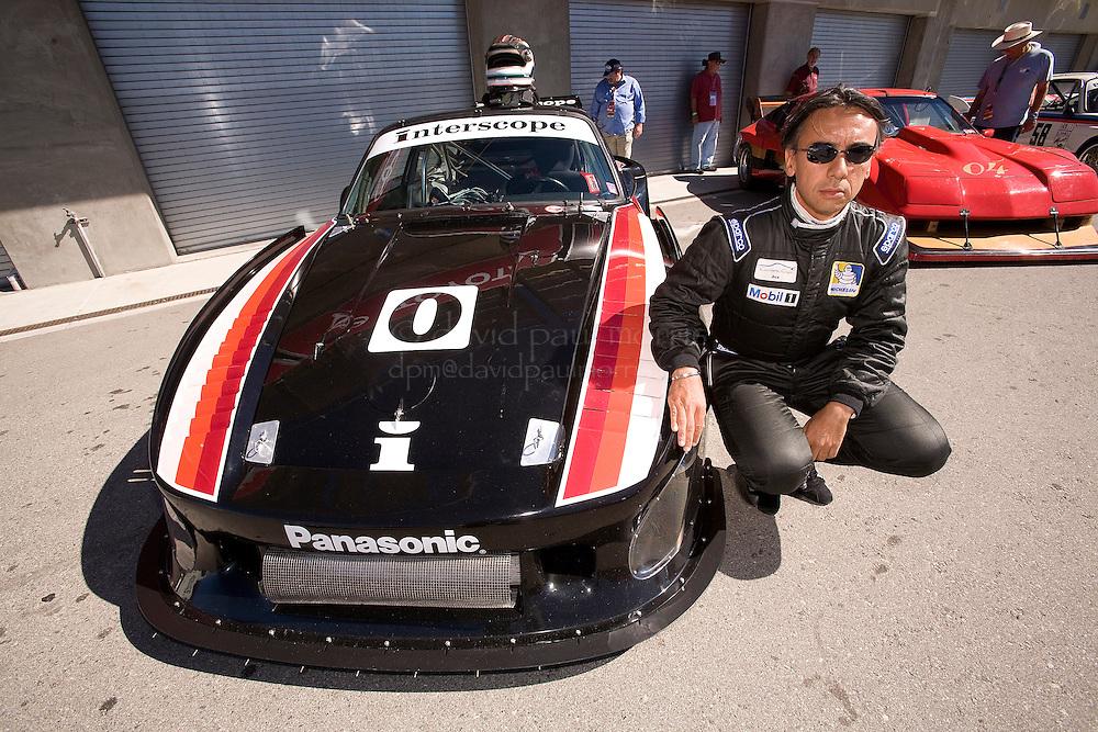 Alain Li Races At Rolex Monterey Historic Automobile Races In ...