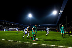 A general view of Loftus Road as Queens Park Rangers take on Watford - Mandatory by-line: Robbie Stephenson/JMP - 15/02/2019 - FOOTBALL - Loftus Road - London, England - Queens Park Rangers v Watford - Emirates FA Cup fifth round proper