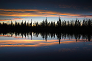 d near the Northwest Territories/Alberta border.