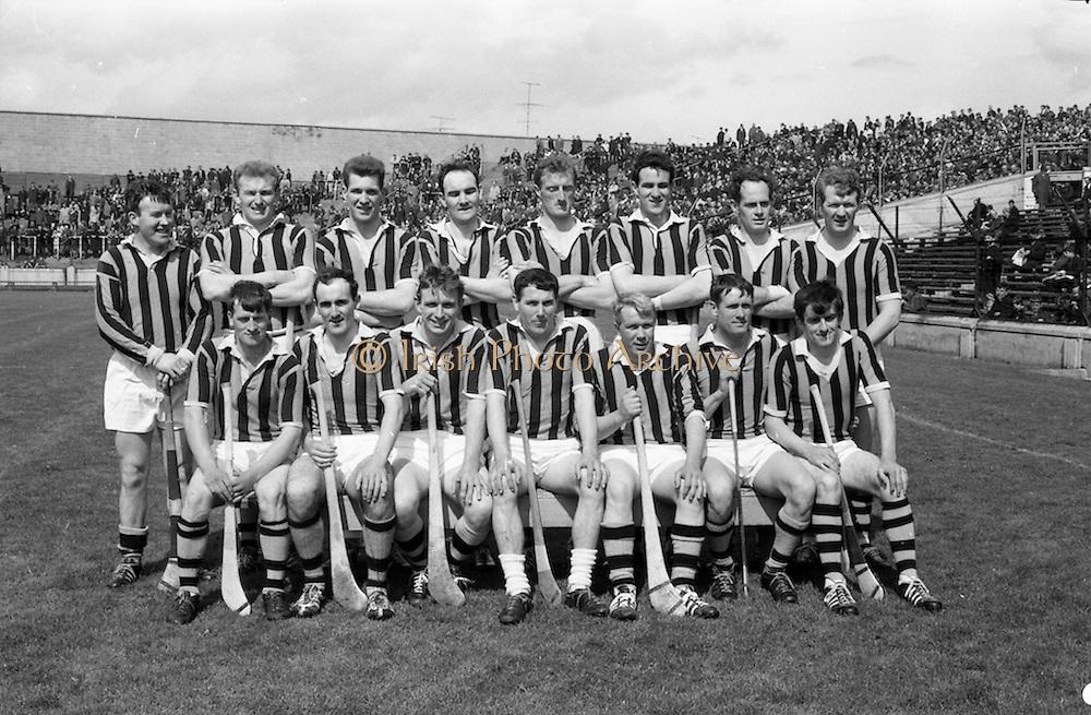 12/05/1968<br /> 05/12/1968<br /> 12 May 1968<br /> National Hurling League Home Final: Tipperary v Kilkenny at Croke Park, Dublin.<br /> The Kilkenny team.
