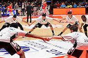 Pasta Reggia Juve Caserta team<br /> The FlexX Pistoia Basket - Pasta Reggia Juve Caserta<br /> Lega Basket Serie A 2016/2017<br /> Pistoia, 13/02/2017<br /> Foto Ciamillo-Castoria
