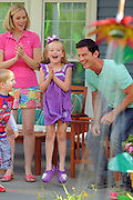 Filming of My Yard Goes Disney to show on the HGTV network...<br /> <br /> &copy;2012 Scott A. Miller
