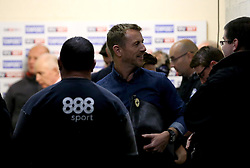 Birmingham City manager Gary Rowett arrives at The Pirelli Stadium for the fixture against his old side Burton Albion - Mandatory by-line: Robbie Stephenson/JMP - 21/10/2016 - FOOTBALL - Pirelli Stadium - Burton upon Trent, England - Burton Albion v Birmingham City - Sky Bet Championship
