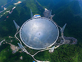 Worlds Largest Radio Telescope
