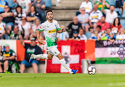 17.07.2019, Kufstein Arena, Kufstein, AUT, Testspiel, Borussia Moenchengladbach vs Istanbul Basaksehir FC, im Bild Jacob Italiano (Borussia Mönchengladbach) // during a test match for the upcoming Season between Borussia Moenchengladbach and Istanbul Basaksehir FK at the Kufstein Arena in Kufstein, Austria on 2019/07/17. EXPA Pictures © 2019, PhotoCredit: EXPA/ Stefan Adelsberger