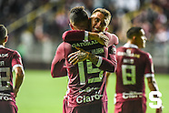 160818-CRC: Saprissa 6-0 CD Dragón
