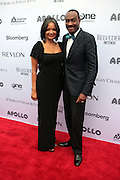 13 June 2011- Harlem, NY-  l to r: Jonelle Procope, President and Chief Executive Office, Apollo Theater and Reginald Van Lee, Honoree at the 2011 Annual Apollo Spring Gala honoring Stevie Wonder held at the Apollo Theater on June 13, 2011 in Harlem, New York City. Photo by Terrence Jennings
