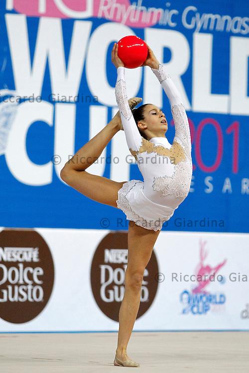 Giulia GUALCO (ITA) - Junior Individual Competitions, Qulifications