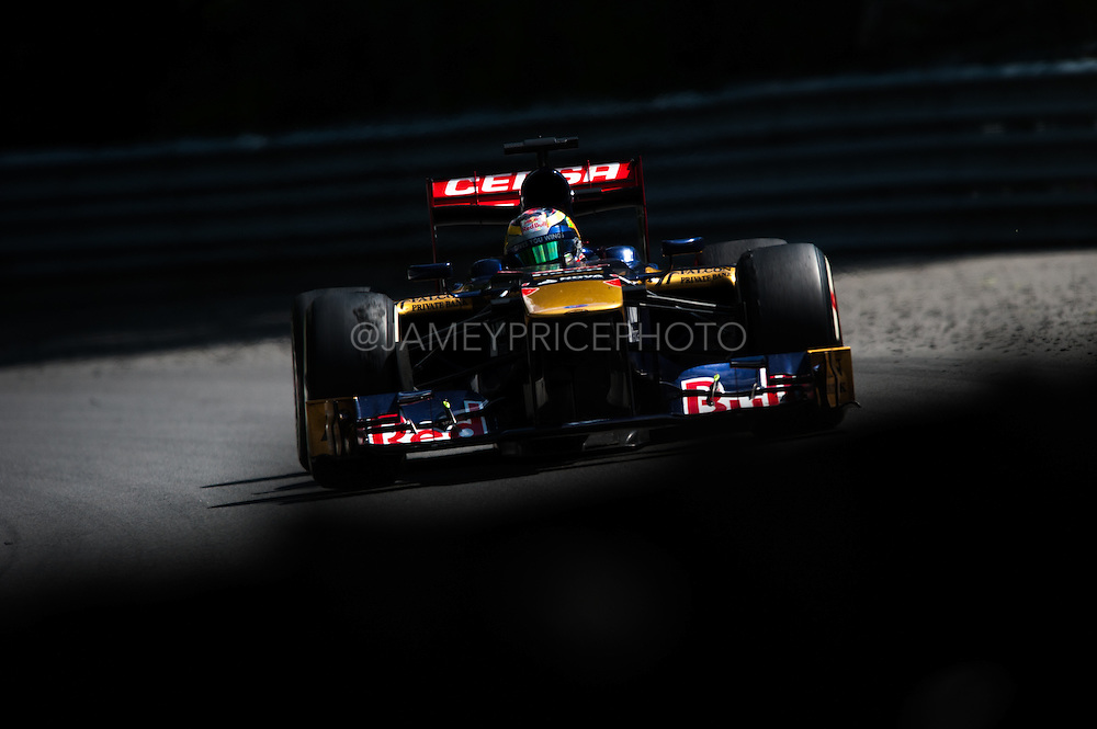 June 7-9, 2013 : Canadian Grand Prix. Jean-Éric Vergne, Toro Rosso