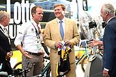 Koning aanwezig bij Tour de France