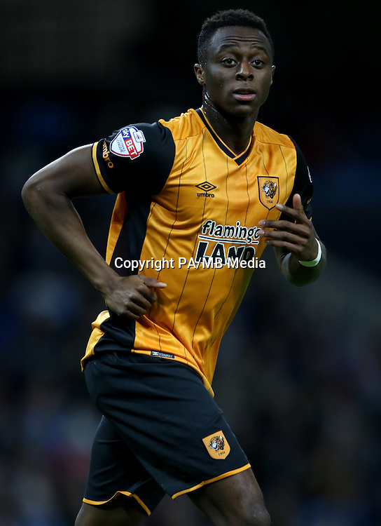 Hull City's Moses Odubajo
