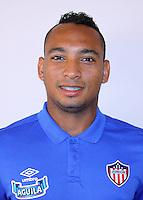 Colombia League - Liga Aguila 2015-2016 - <br /> Club Deportivo Junior de Barranquilla - Colombia / <br /> Jarlan Junior Barrera Escalona