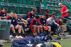 USA team training - 09 October 2018