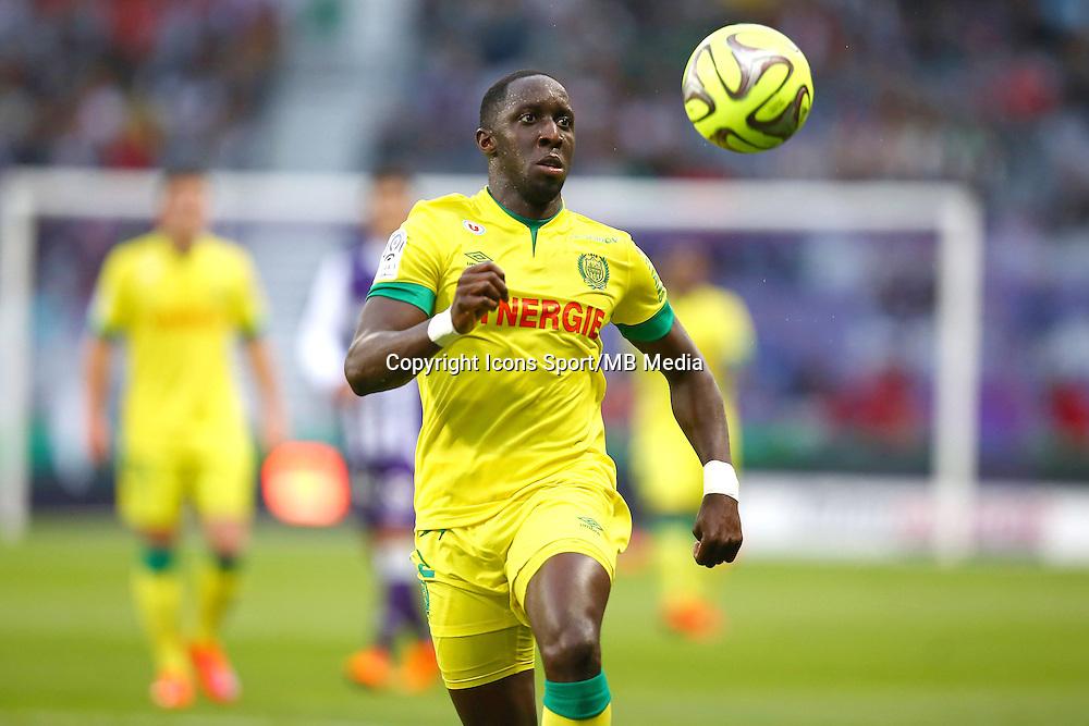 Issa Cissokho - 25.04.2015 - Toulouse / Nantes - 34eme journee de Ligue 1<br />Photo : Manuel Blondeau / Icon Sport