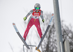 02.02.2019, Energie AG Skisprung Arena, Hinzenbach, AUT, FIS Weltcup Ski Sprung, Damen, Wertungsdurchgang, im Bild Kinga Rajda (POL) // Kinga Rajda (POL) during the woman's Competition Jump of FIS Ski Jumping World Cup at the Energie AG Skisprung Arena in Hinzenbach, Austria on 2019/02/02. EXPA Pictures © 2019, PhotoCredit: EXPA/ Reinhard Eisenbauer