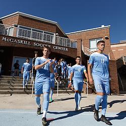 2016-11-06 Boston College at North Carolina soccer