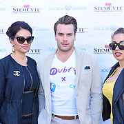 "La Valencia Miracle Babies StemCyte ""Breakfast at Tiffany's"" Event 2016"