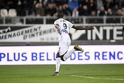 February 23, 2019 - Amiens, France - 09 SEHROU GUIRASSY (AMI) - JOIE (Credit Image: © Panoramic via ZUMA Press)