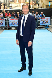 Christian Rubeck attending the Swimming with Men premiere held at Curzon Mayfair, London.