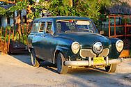 Studebaker in Tumba Cuatro, Ciudad de La Habana, Cuba.