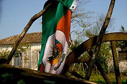 Bandeira do Rio Grande do Sul. FOTO: Eduardo Rocha/Preview.com