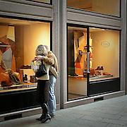 Via Spiga in Milan