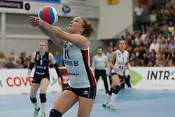 20190424 NED: Sliedrecht Sport - VC Sneek: Sliedrecht<br /> Ana Rekar (11) of Sliedrecht Sport <br /> ©2019-FotoHoogendoorn.nl / Pim Waslander