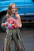 A study of the people at the Madeline Island 4th of July Parade as well as there and back on the Ferry.