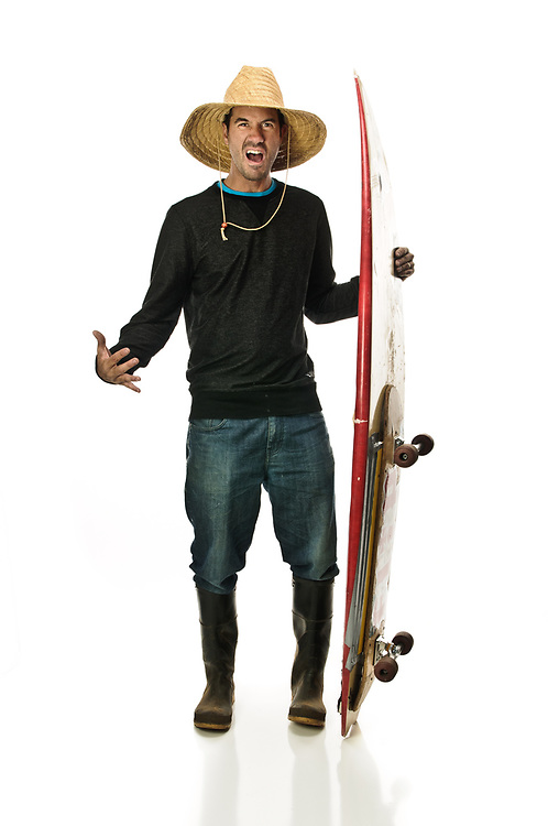 Bob Burnquist, pro skateboarder