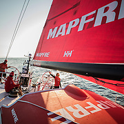 Leg Zero, Prologue, Tuesday Oct. 10. Day 4.<br />