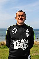 Eric Guichard - 09.09.2015- Photo Officielle de Brest - Ligue 2<br /> Photo : Philippe Le Brech / Icon Sport