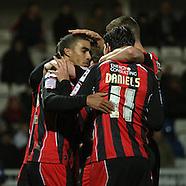 Hartlepool United v Bournemouth 220113